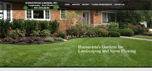 Buena Vista Gardens Website