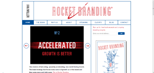 Rocket Branding Website